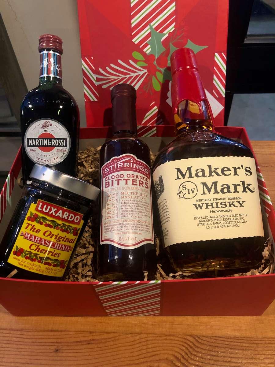 Bartender Gift Basket