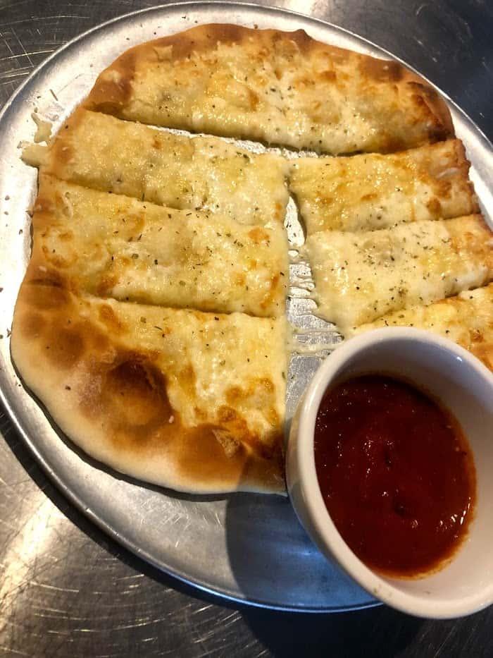 Three Cheese Flatbread