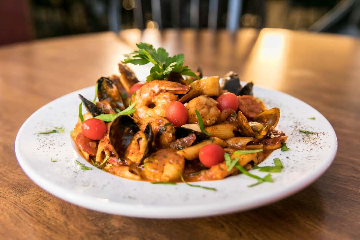 Portuguese Seafood **