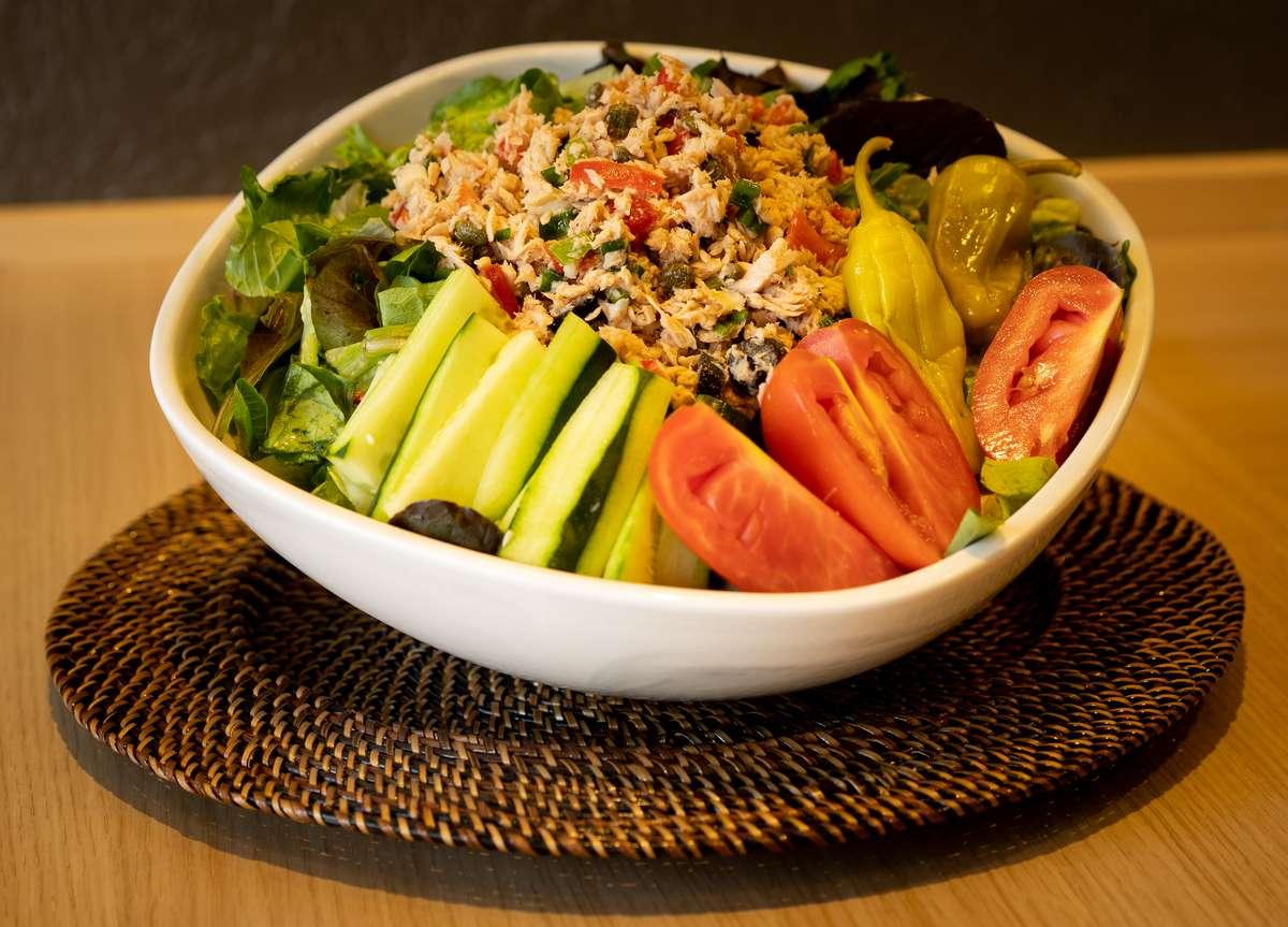 Tunisia Salad