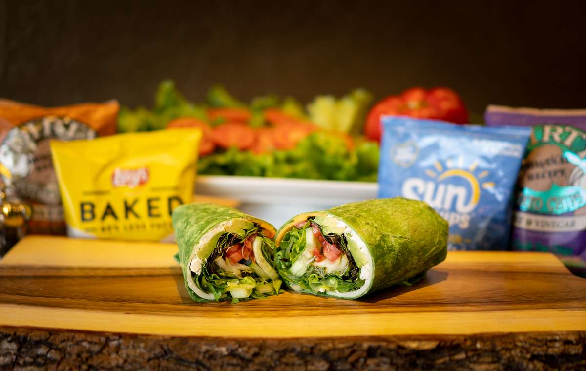 Veggie Wrap*