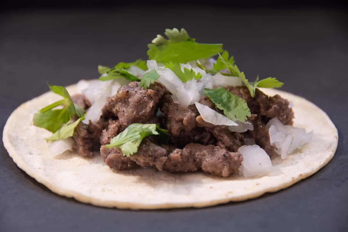Carne Asda Taco