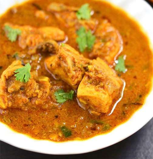 94. Andhra Chicken Curry