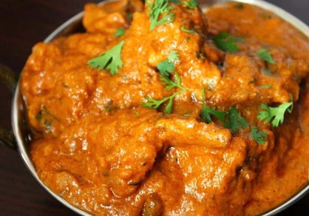 93. Chicken Curry