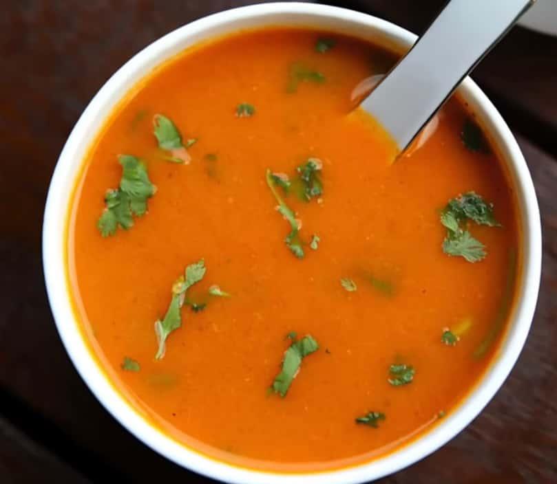 17. Tomato Soup