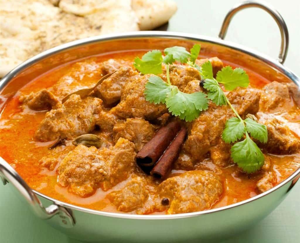 112. Lamb Curry