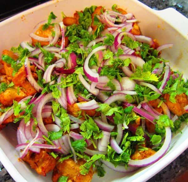 21. Tandoori Chicken Salad