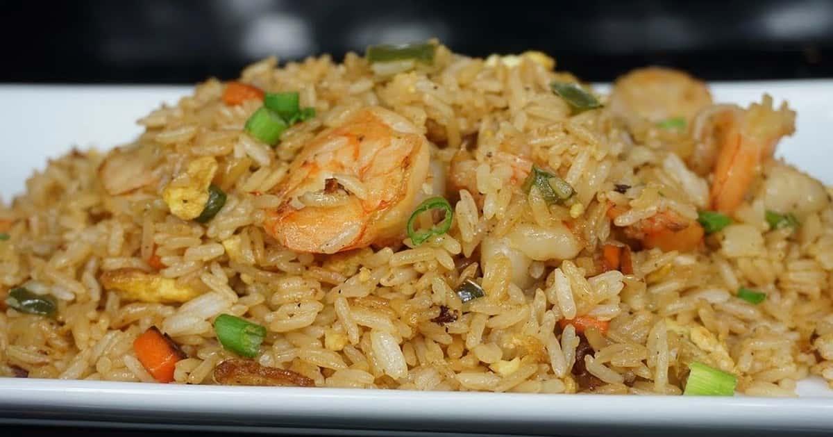 156. Shrimp Fried Rice