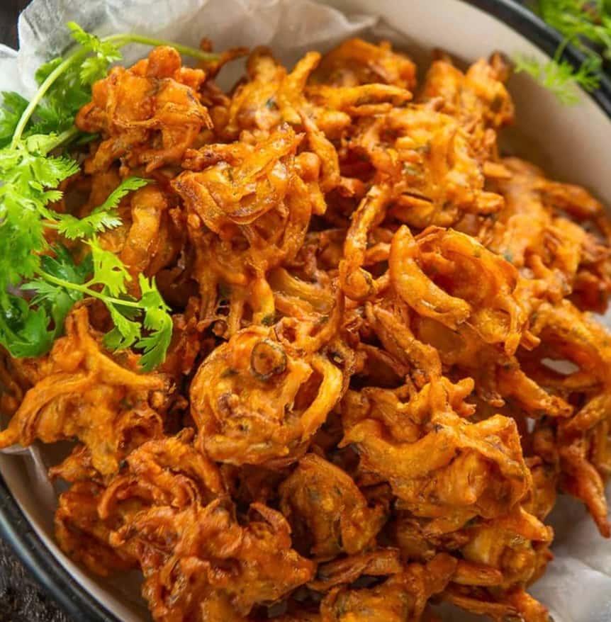 2. Onion Pakora
