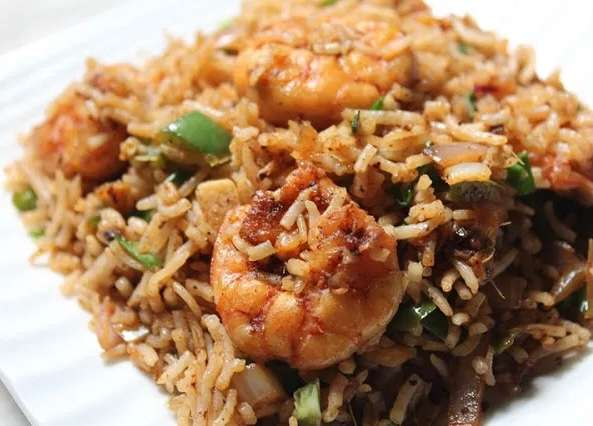 63. Shrimp Fried Rice