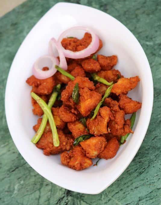 10. Chicken Pakora