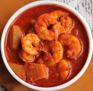 128. Shrimp Vindaloo