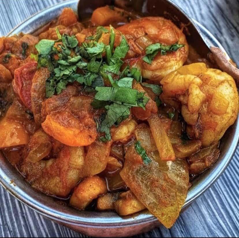 129. Shrimp Jhal Farezi