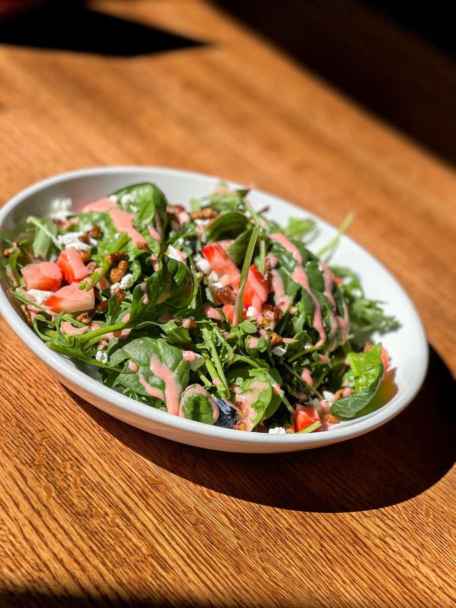 Glenn's Strawberry Fields Salad