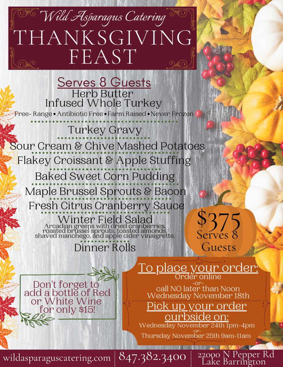 Thanksgiving Feast 2021