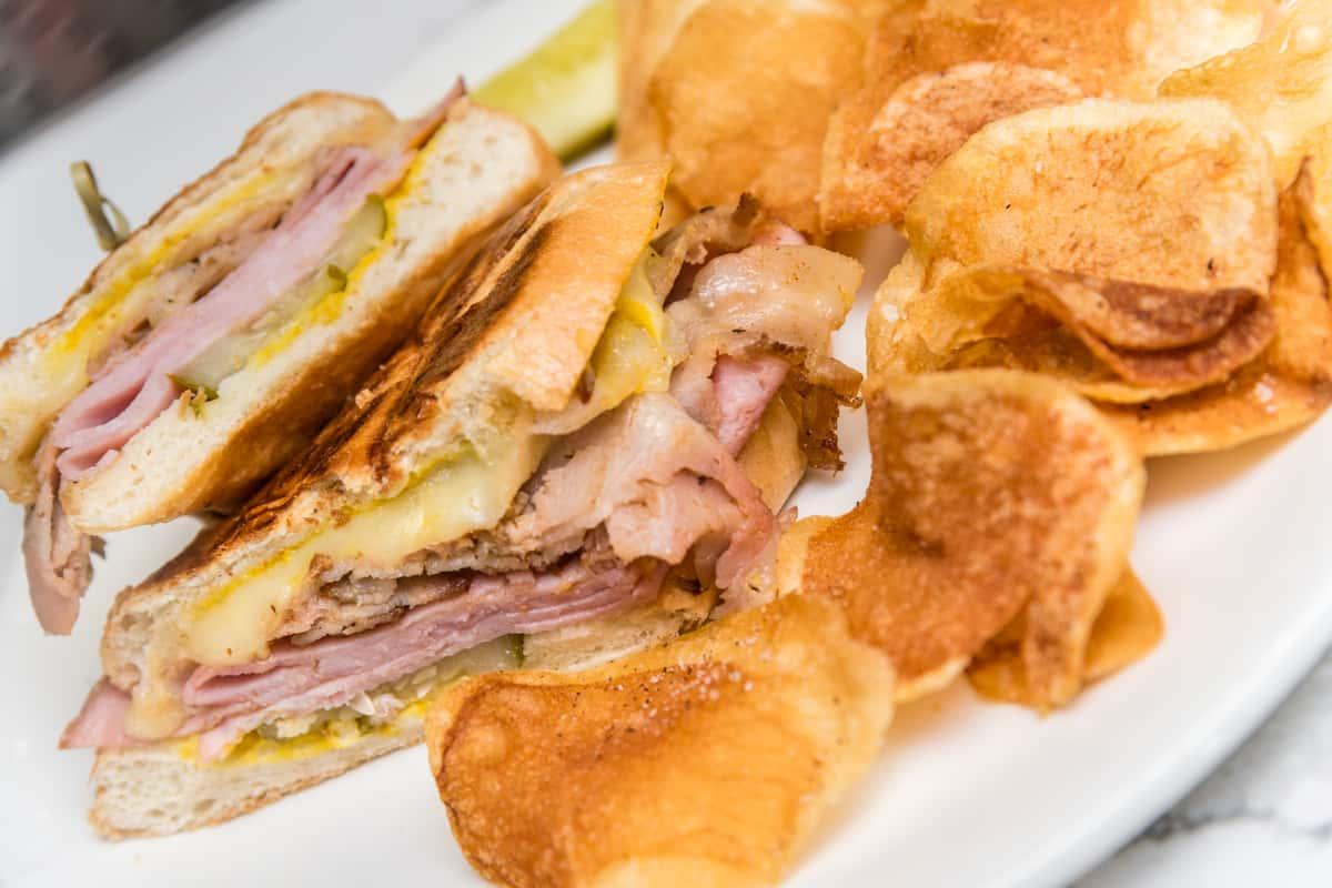Pork Belly Cuban