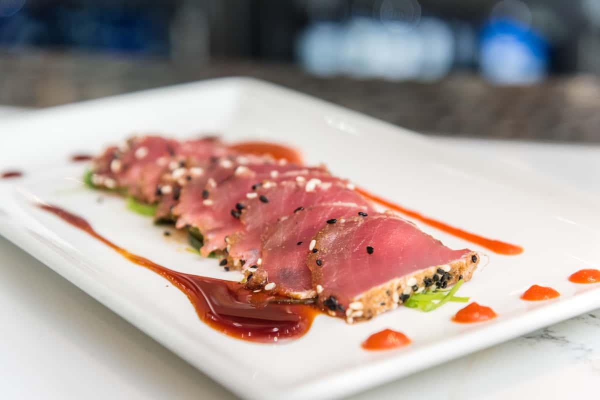 Sesame Seared Tuna*