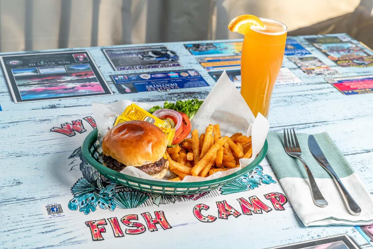 Burger - Fresh Angus