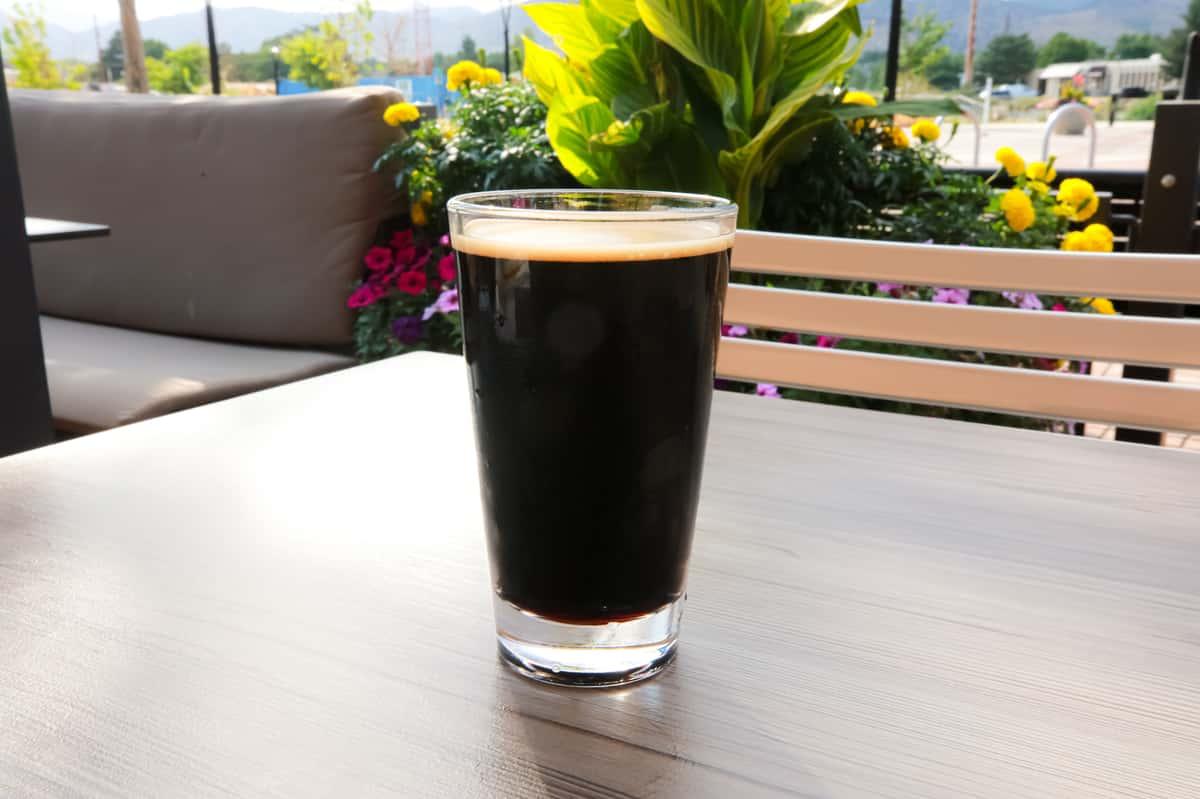 New Belgium 1554 Dark Ale