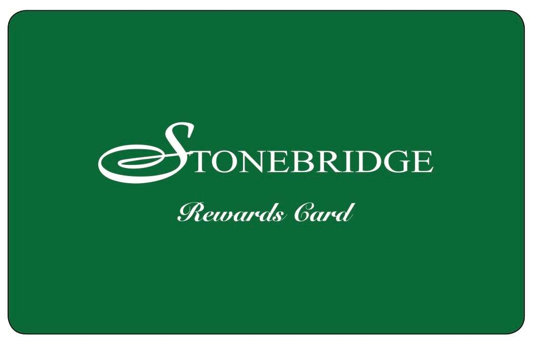 stonebridge rewards card