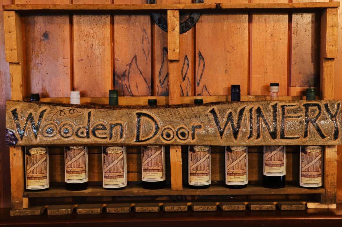 Wooden Door Winery