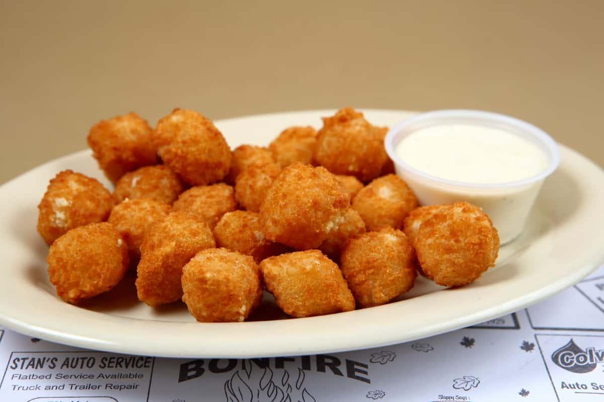 Hot Pepper Cheese Balls