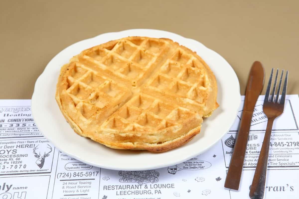 Big Belgian Waffle