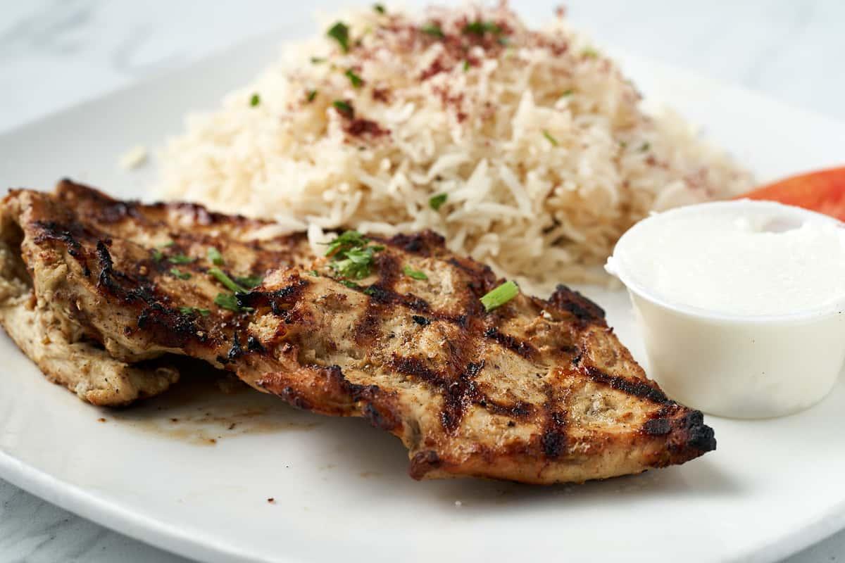 Zeta's Grilled Chicken