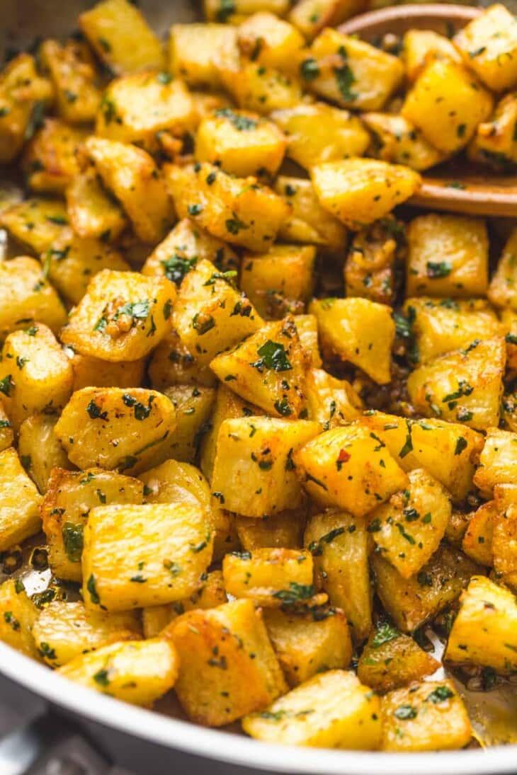 Spicy Potatoes (Batata Harra)