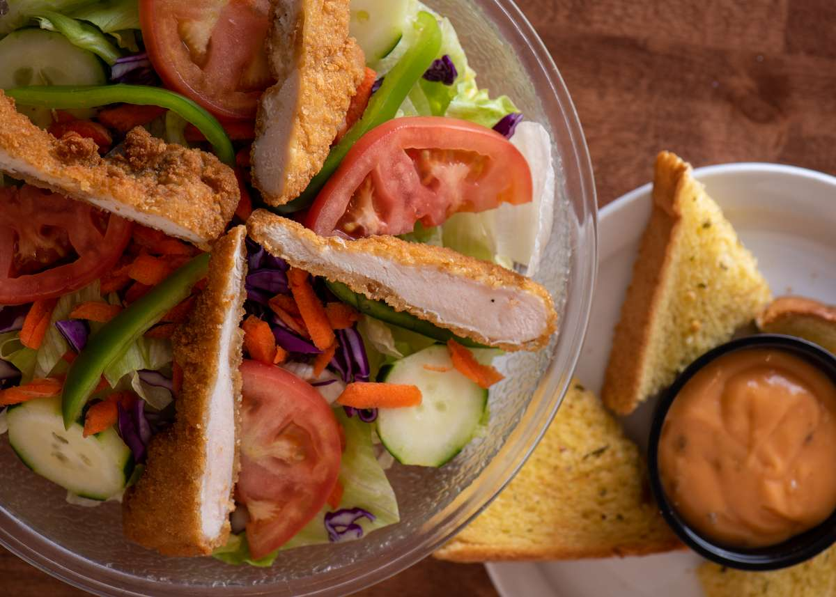 Country Chicken Salad