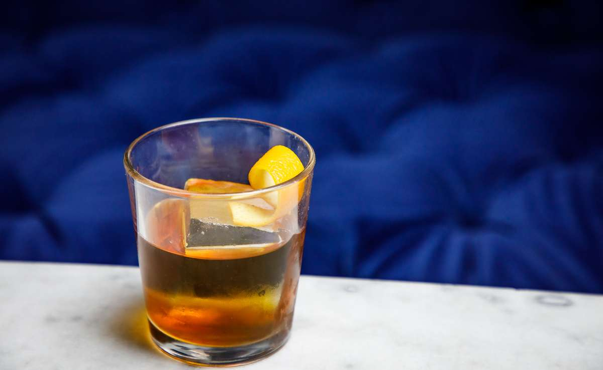 Garrison Old Fashioned