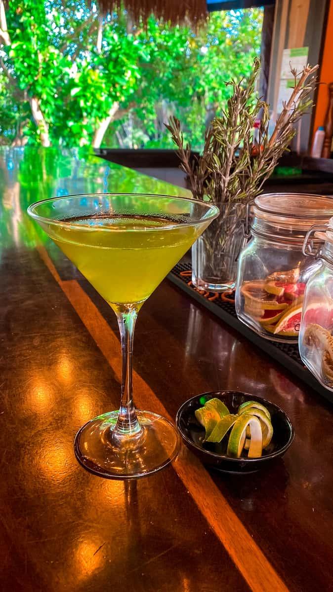 Melon Martini