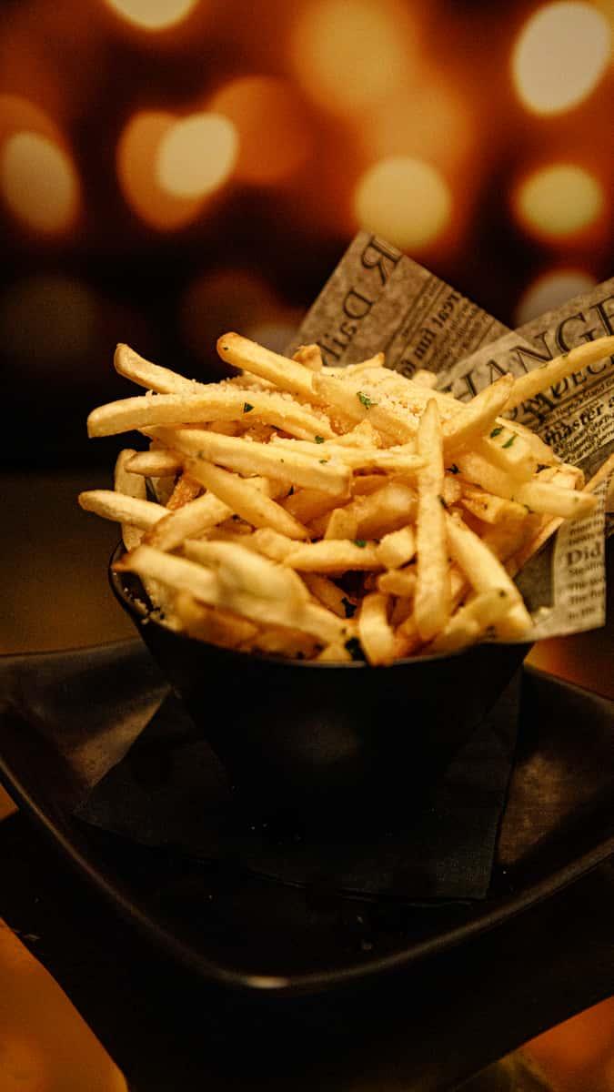 Truffle & Parmesan Fries