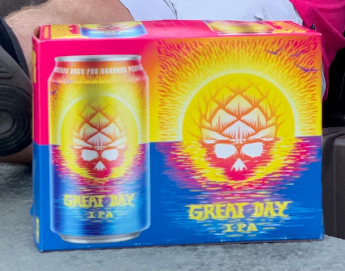 Great Day 12oz cans - 12pk Case