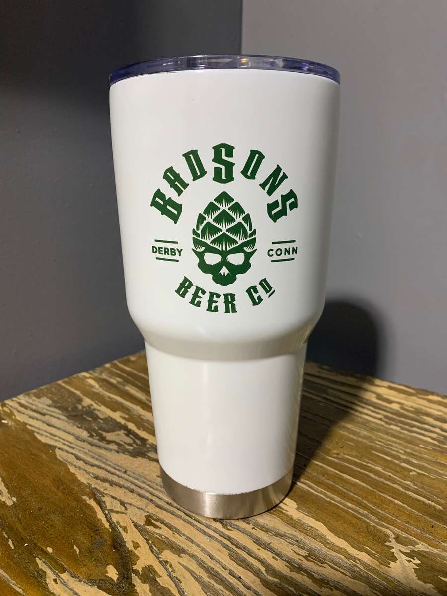 32oz Insulated Tumbler w/Lid