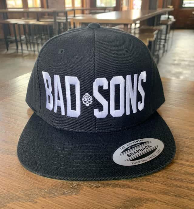 BADSONS Flatbrim Snapback Hat