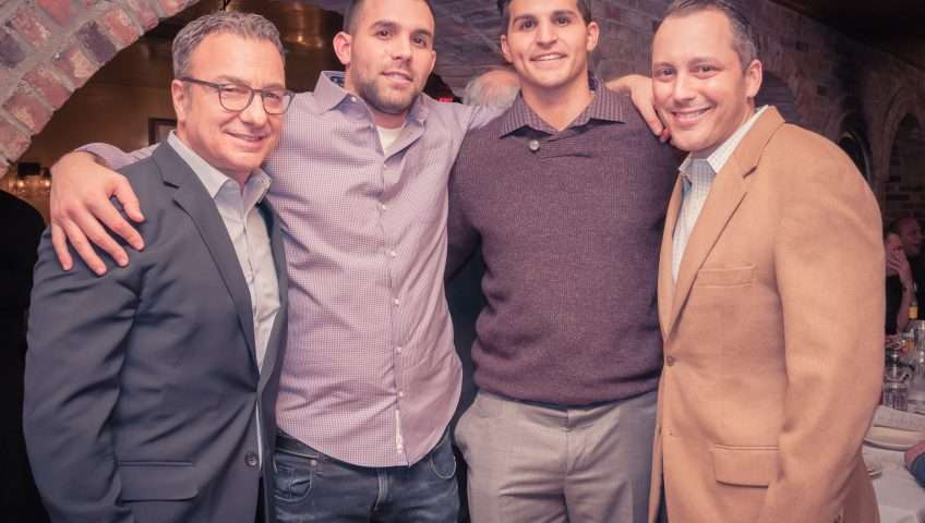 David Gomes Honored at 12th Annual CityFeast in Boston's North End