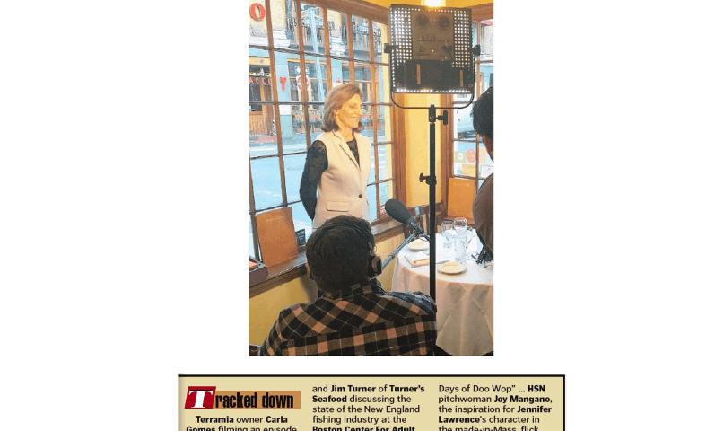 Boston Herald – Tracked Down