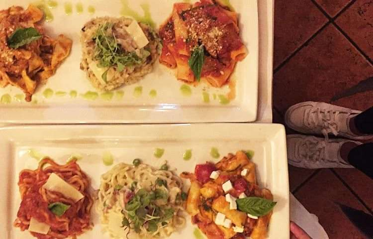 Endless Pastabilities – The Boston Food Journal