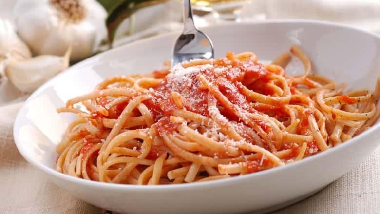 How to eat spaghetti like a true Italian