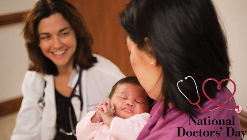 Join me in celebrating the work of Joslin's physicians