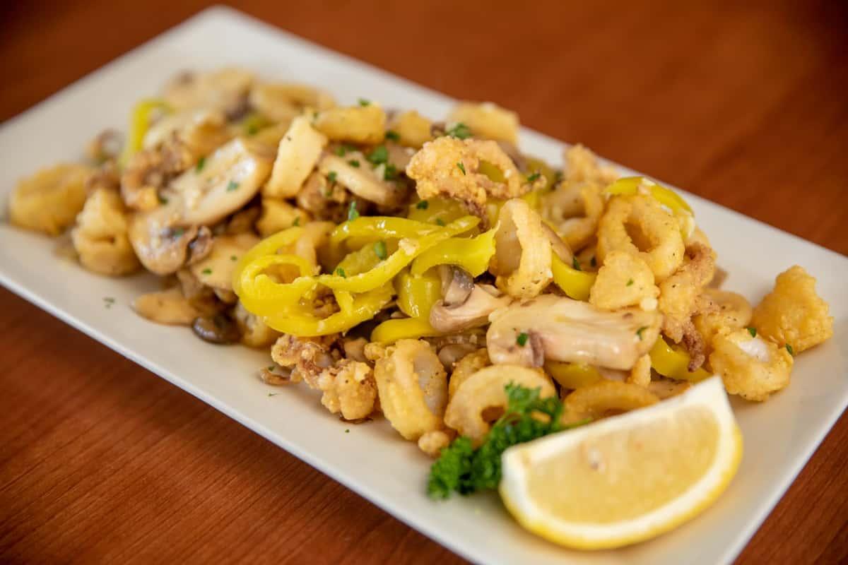 Lorenzo's Calamari