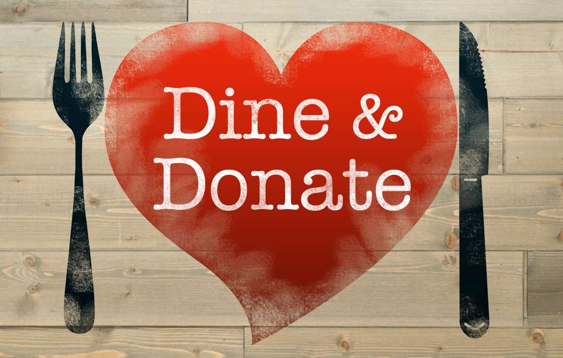 Dine and Donate