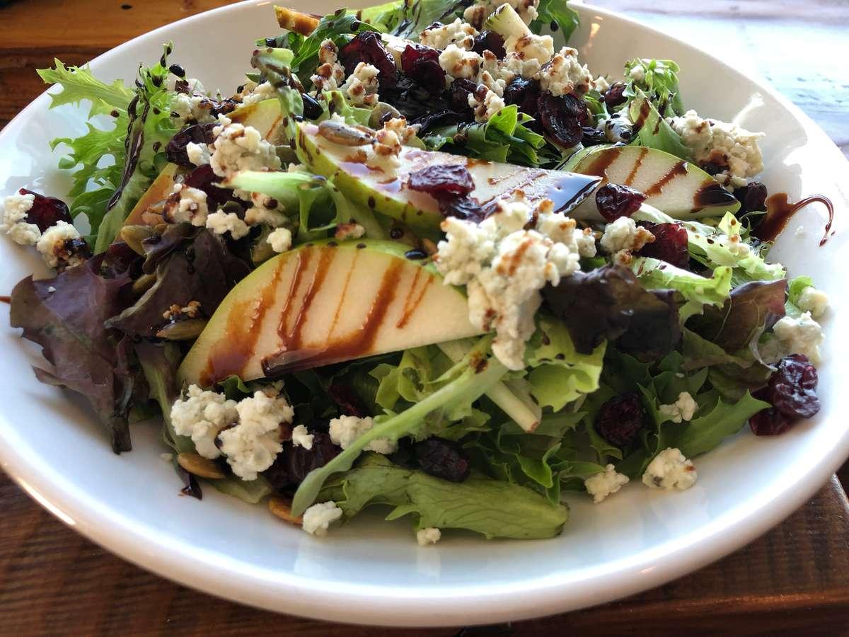 Fall Seasonal Salad