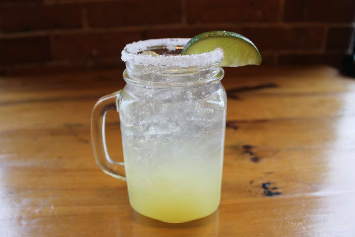 Triple Threat Margarita