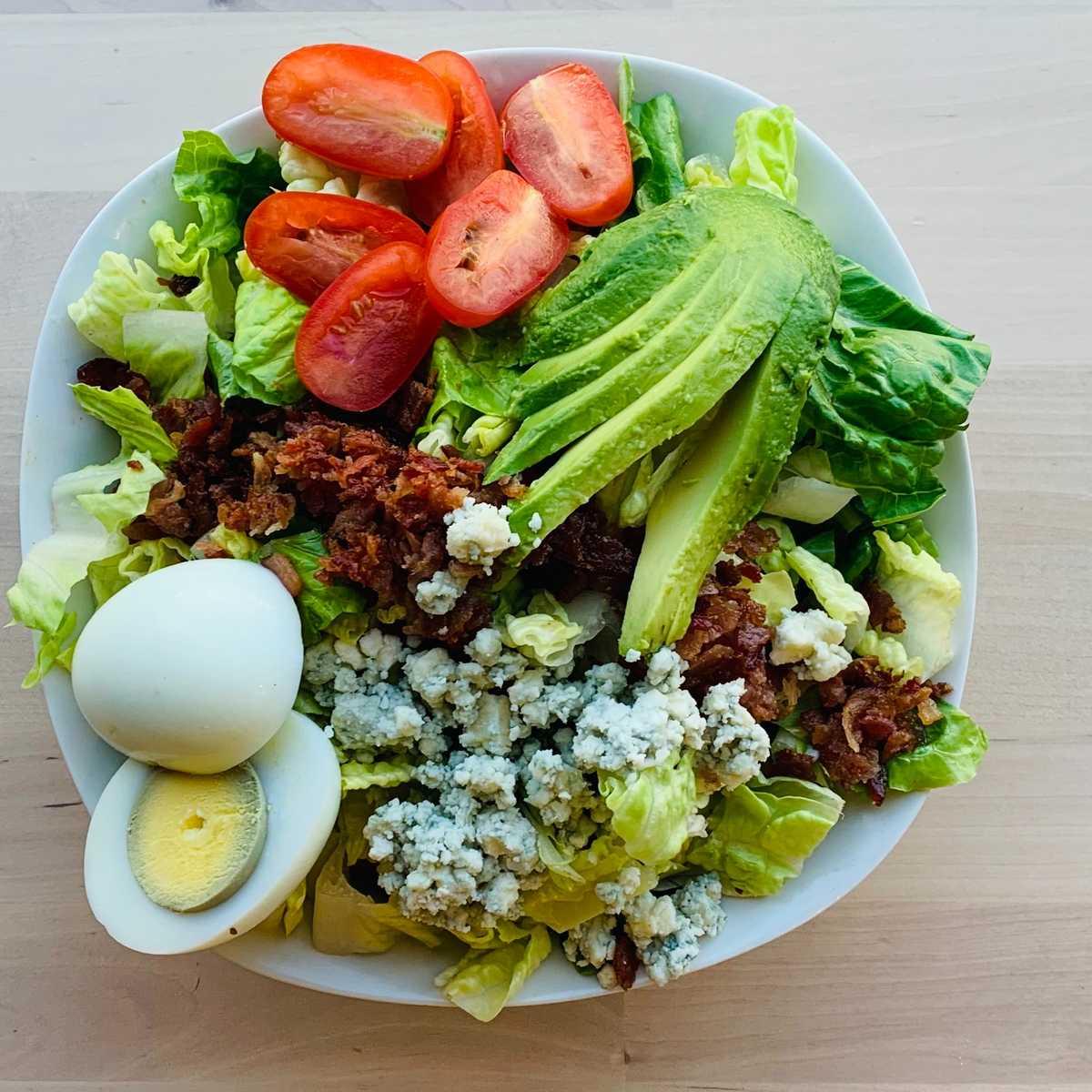 Alamo Cobb Salad