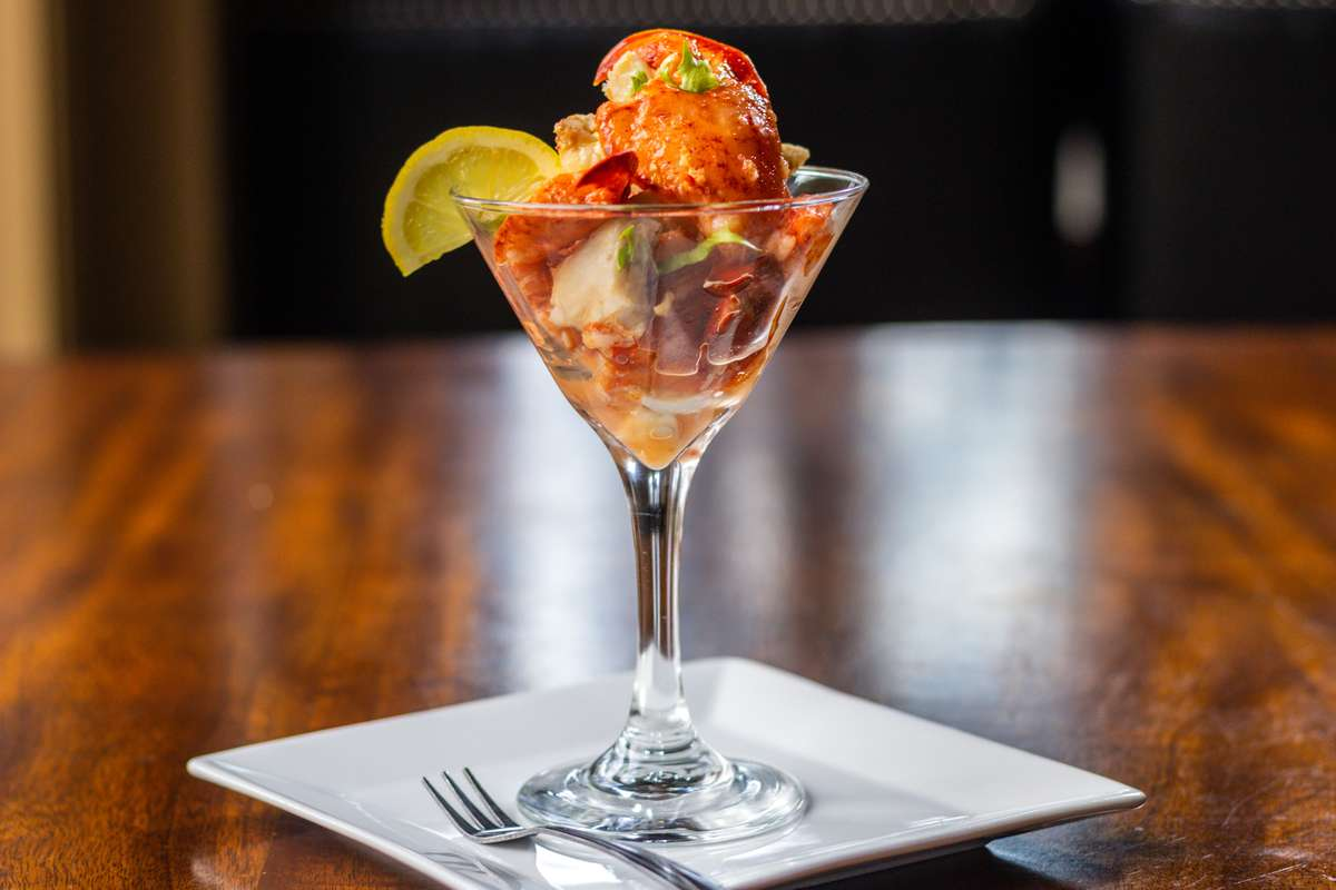 Lobster and Crab Cocktail