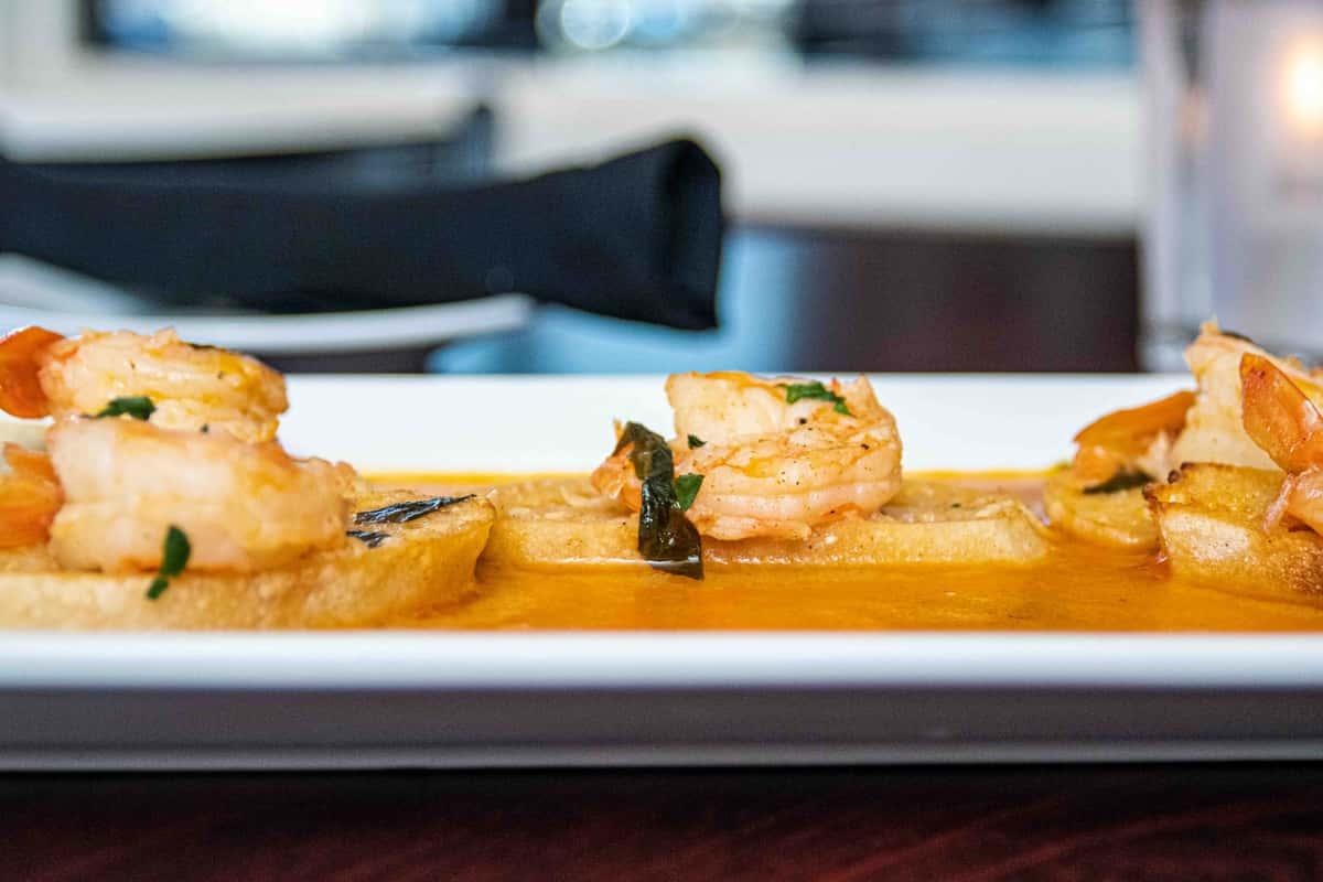 Primo Garlic Shrimp