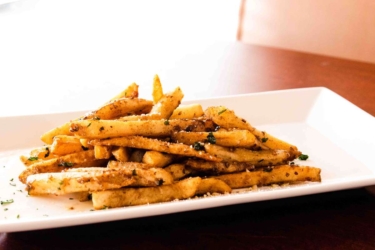 Tuscan Style French Fries