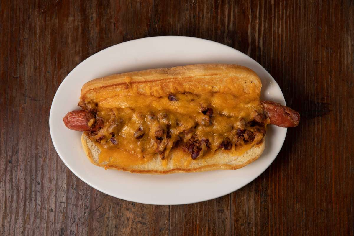 Chili Cheddar Dog